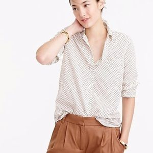 J. Crew Boy button-down
